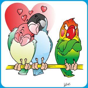 La gelosia, ovverosia la frenesia degli affetti